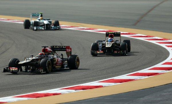 J-4 Ecurie F1 Lotus
