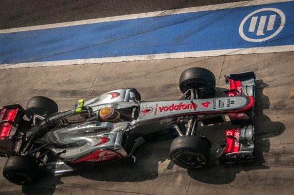 J-3 Ecurie F1  McLaren