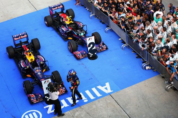 J-1 Ecurie F1 Red Bull