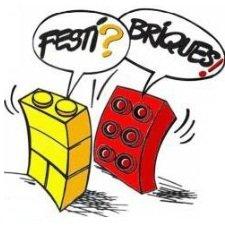 1ière exposition 100% de Lego de l'année Festi'briques 2014 Festi'Chatenoy-Le-Royal 26-27 avril 2014