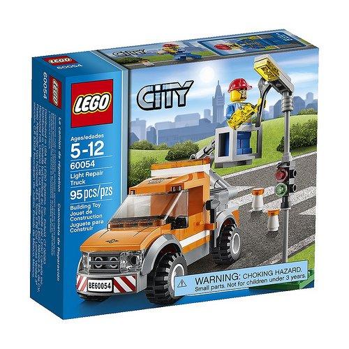 Nouveauté Lego City 2014