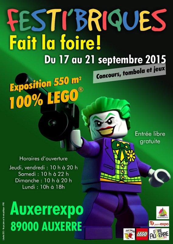 Petite exposition avant la grande d'octobre !!! En septembre on fait la foire ^^