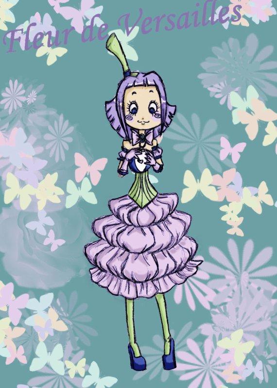♥♥♥ Fleur de Versailles ♥♥♥