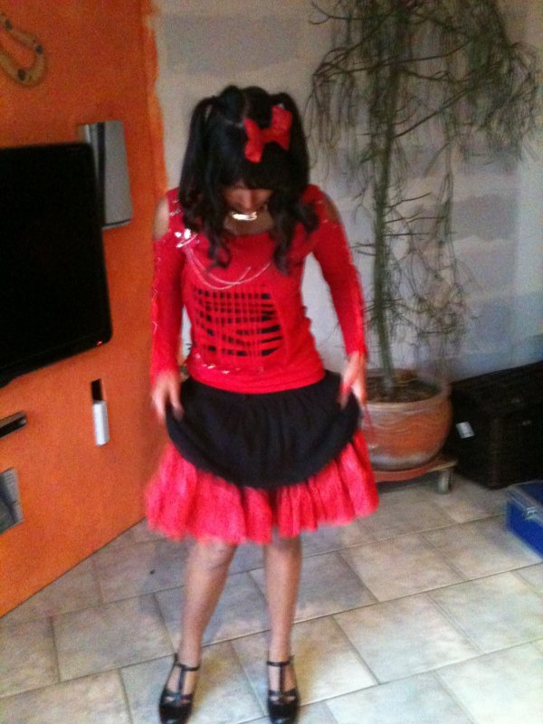 Des photos de moi en punk lolita èwé !!!