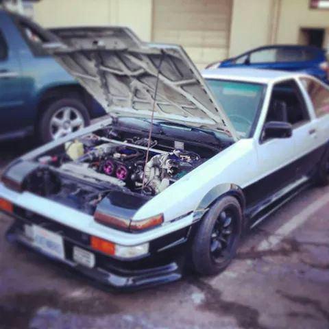 La voiture de mes rêves ♥