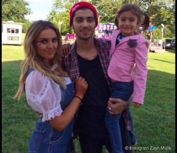Info/ Zayn Malik : sa cousine de 3 ans se bat contre un cancer du cerveau