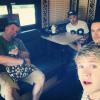 Niall aujourd'hui, nous arrivons#Twitter , Nouvelle photo de Liam .