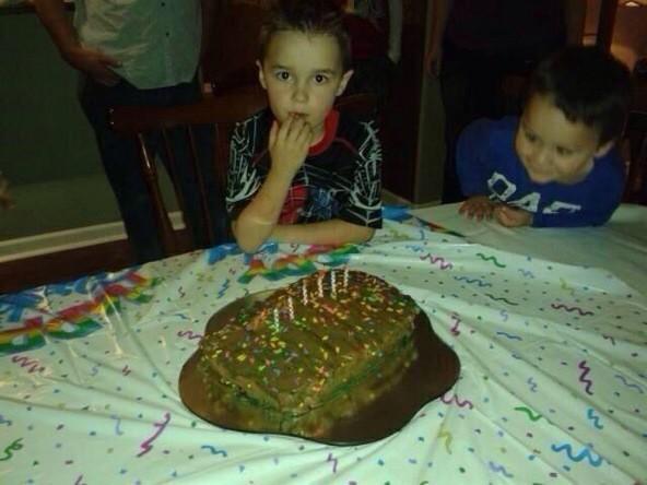 Liam quand il l'était petit *-*