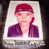 Photos des gâteaux d'anniversaire d'Harry dans la nuit du 31/01/2015