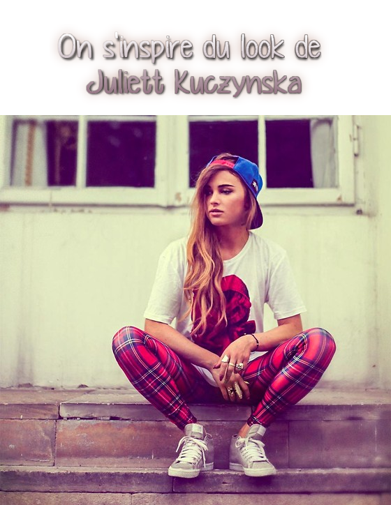 On s'inspire du look de  Juliett Kuczynska [LOOKBOOK.NU]