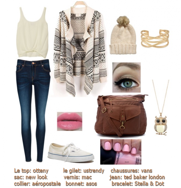 Back to school -sa tenue-