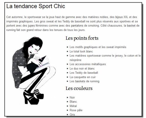 Back to school -Les tendances de la rentrée-