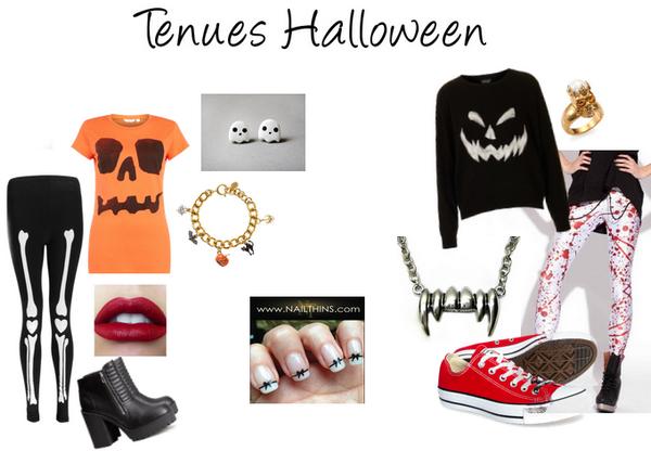 Tenues Halloween