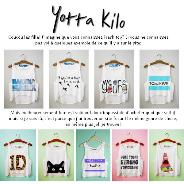 Yotta Kilo: New shop