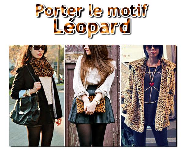 Le motif Léopard
