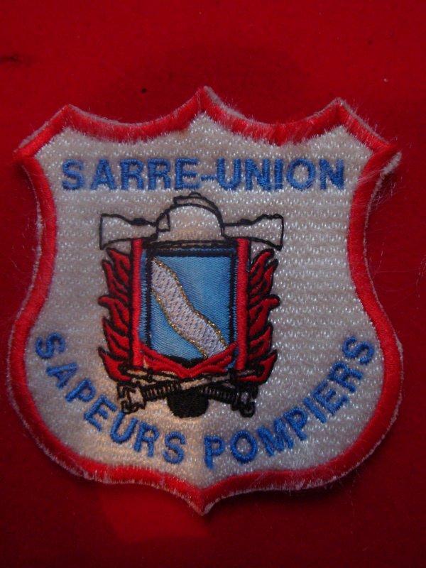 ECUSSON N°1 SARRE-UNION BAS-RHIN 67