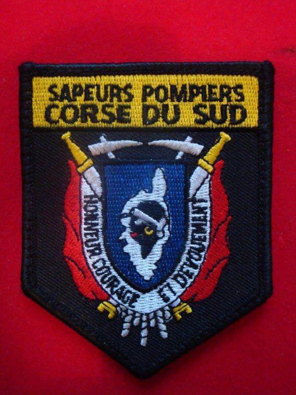 ECUSSON DEPARTEMENT CORSE DU SUD 2A