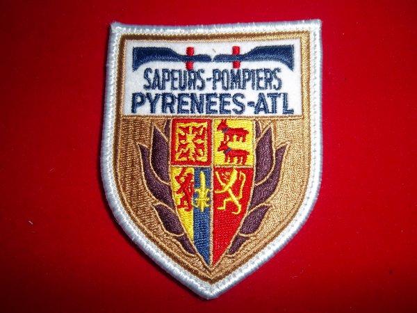 ECUSSON DEPARTEMENT PYRENEES- ATLANTIQUES 64
