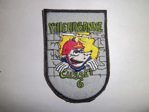 ÉCUSSON VILLEURBANNE 69