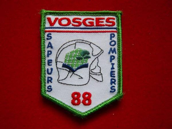 ECUSSON DEPARTEMENT VOSGES 88