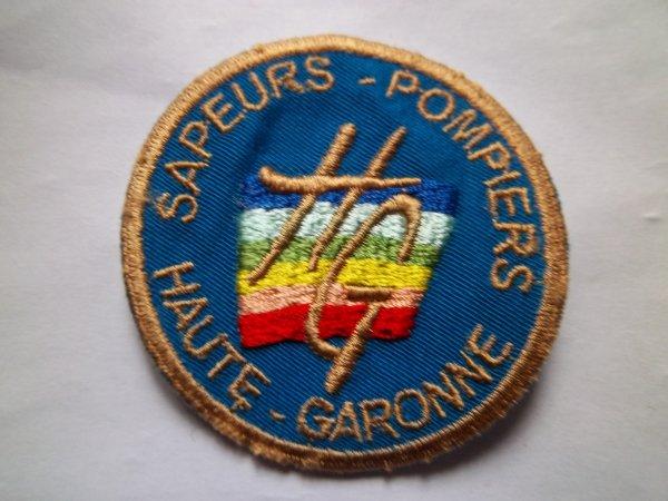 ECUSSON POMPIERS  HAUTE-GARONNE 31