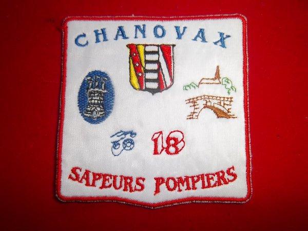 ECUSSON CHANOVAX VOSGES 88