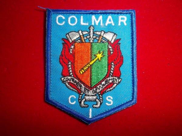 ECUSSON COLMAR  68