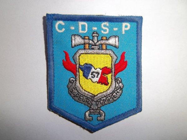ÉCUSSON DÉPARTEMENT MOSELLE 57