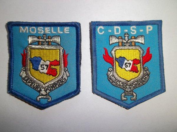 ECUSSONS N°1 ET N°2 MOSELLE 57
