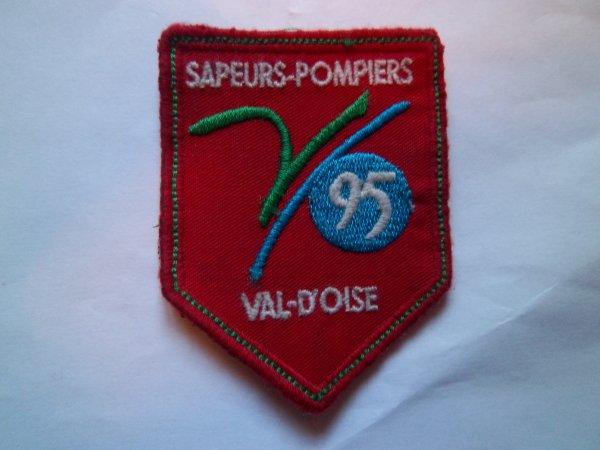 ECUSSON N°1 DEPARTEMENT VAL D'OISE 95