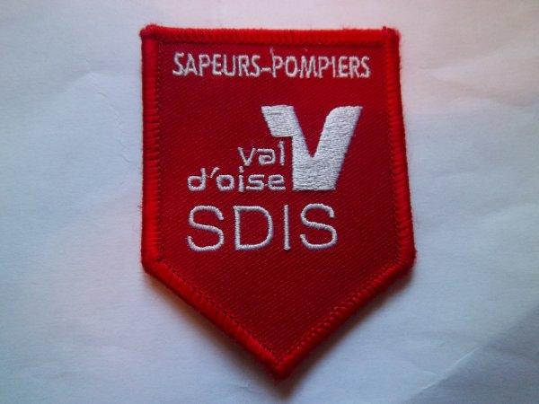 ECUSSON N°2 DEPARTEMENT VAL D'OISE 95