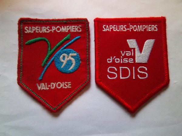 ECUSSONS N°1 ET N°2 VAL D'OISE 95