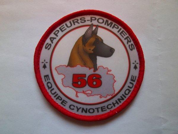 EQUIPE CYNOTECHNIQUE DEPARTEMENT MORBIHAN 56