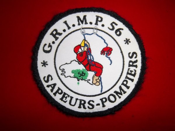 ECUSSON N°1 GRIMP DEPARTEMENT MORBIHAN 56