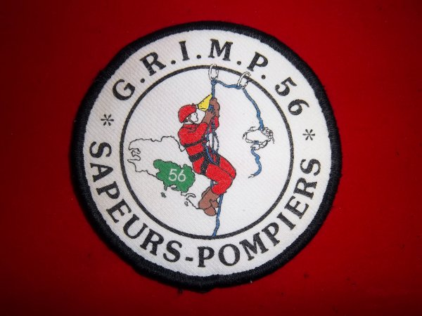 ECUSSON N°2 GRIMP DEPARTEMENT MORBIHAN 56