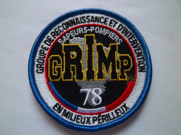 ECUSSON GRIMP DEPARTEMENT YVELINES 78