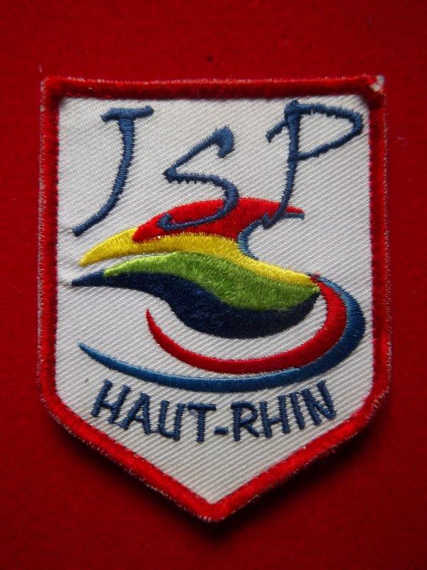 ECUSSON JSP HAUT-RHIN 68