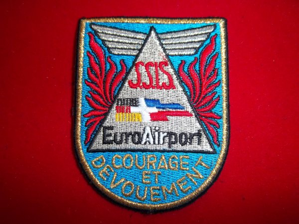 ECUSSON S.S.I.S. EURO-AIR-PORT MULHOUSE 68