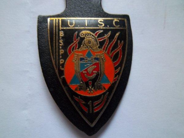 ECUSSON UISC1 -BSPP  PARIS 75