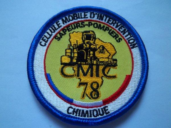 ECUSSON CELLULE MOBILE D'INTERVENTION CHIMIQUE YVELINES 78