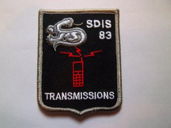 ECUSSON TRANSMISSIONS VAR 83