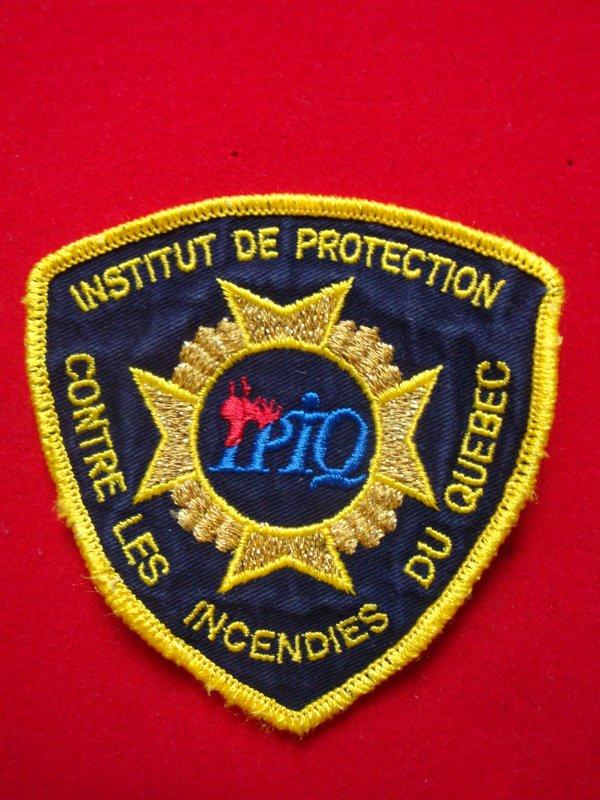 ECUSSON POMPIERS INSTITUT DE PROTECTION CONTRE LES INCENDIES  CANADA
