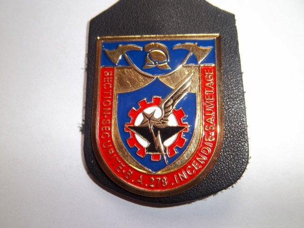 BASE AERIENNE 278  PORTE LE NOM DU COLONEL CHAMBONNET DEPARTEMENT 01.