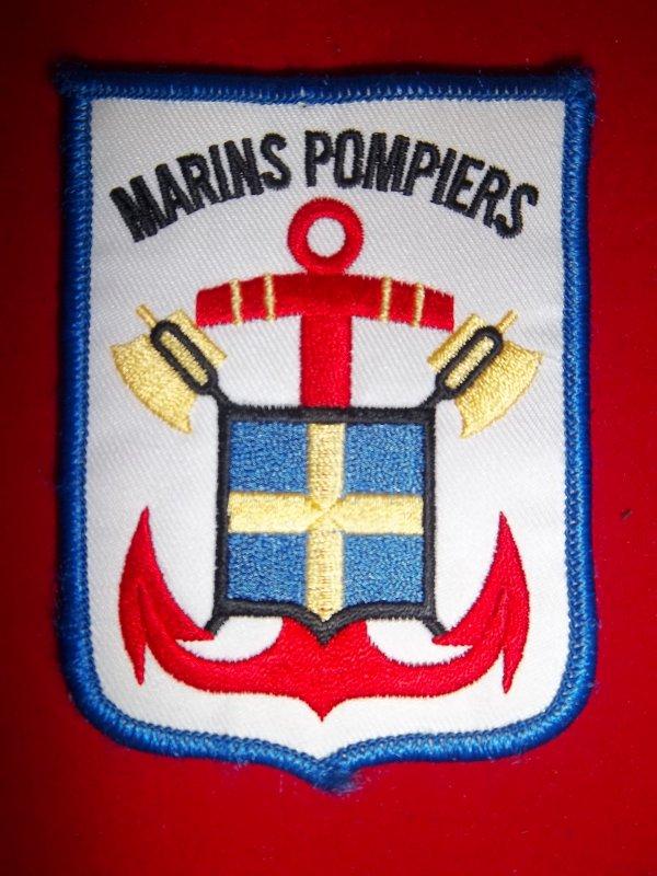 ECUSSON MARINS-POMPIERS TOULON 83