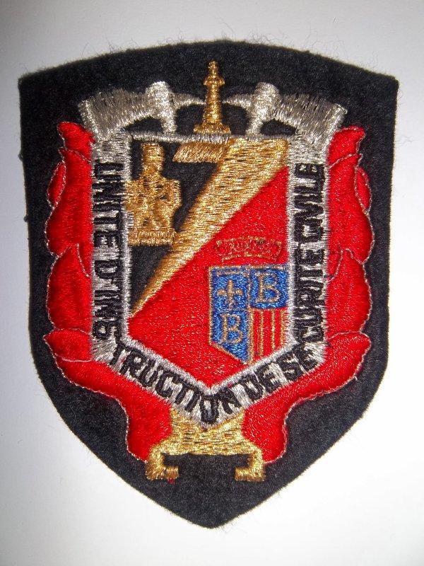 ECUSSON UNITE SECURITE CIVILE N°7