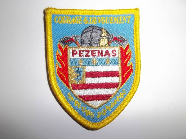 ECUSSON PEZENAS HERAULT 34