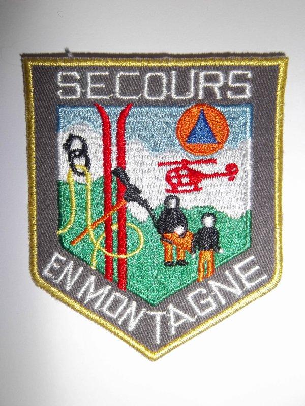 ECUSSON SECOURS EN MONTAGNE