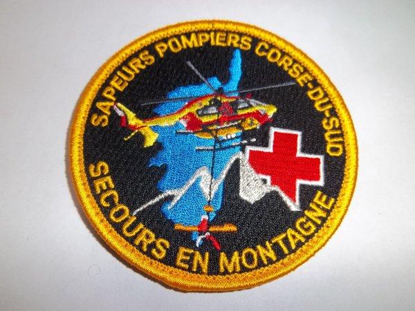 ECUSSON SECOURS EN MONTAGNE CORSE DU SUD 2A