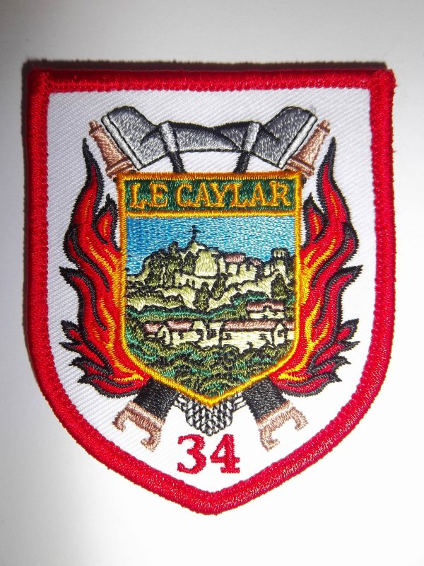 ECUSSON LE CAYLAR HERAULT 34