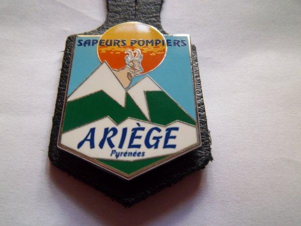 INSIGNE ARIÈGE 09
